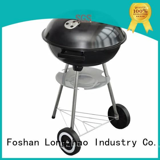 Longzhao BBQ Brand shape smoker best charcoal grill manufacture