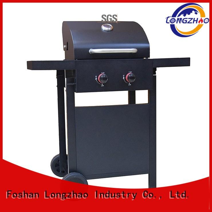 folding griddle best gas bbq black Longzhao BBQ company