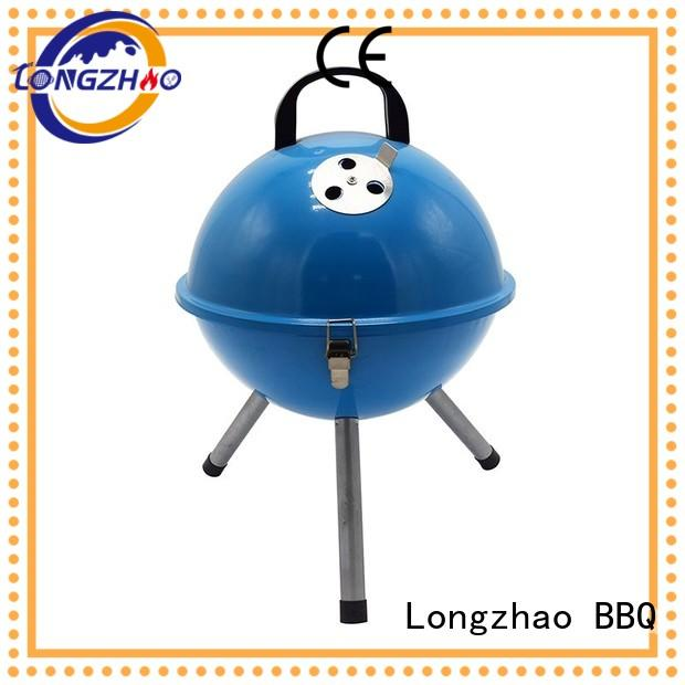 simple instant grill disposable price for outdoor bbq Longzhao BBQ