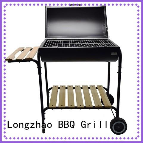 Longzhao BBQ bbq charcoal grills high quality for outdoor bbq