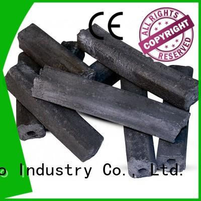 Longzhao BBQ wood best long burning charcoal supplier for meat grilling