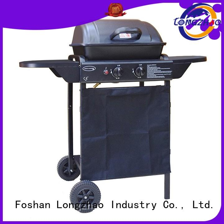 Longzhao BBQ outdoor gas bbq grill for sale free shipping for garden grilling