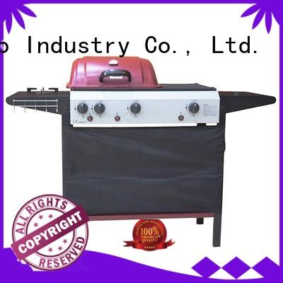 Longzhao BBQ portable stainless grill fast delivery for garden grilling