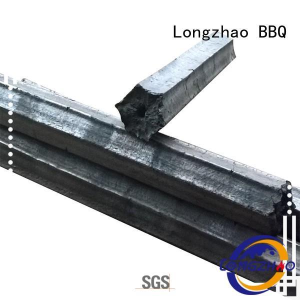Longzhao BBQ Brand binchotan liquid gas grill made factory