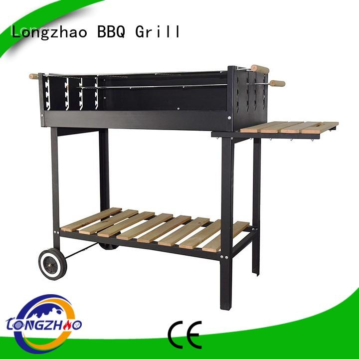 Longzhao BBQ light-weight best bbq grill high quality for camping