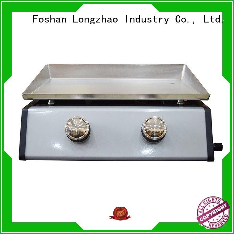 stainless steel black and silver gas grill silver for garden grilling