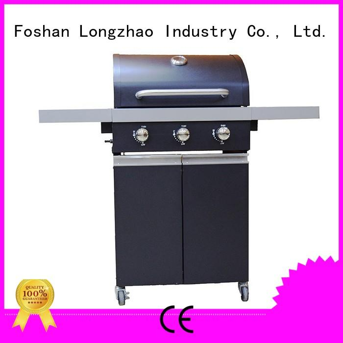 classic half for garden grilling Longzhao BBQ