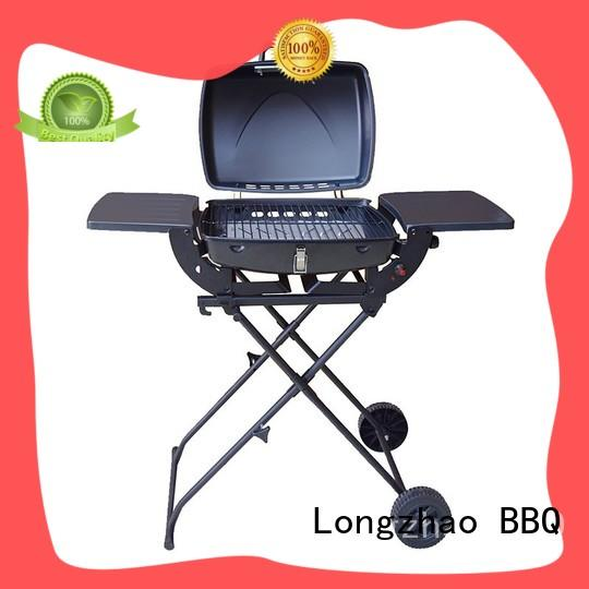 Longzhao BBQ portable portable fold up grill side for cooking