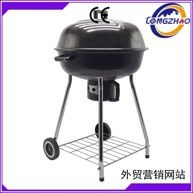 disposable bbq grill near me table coloful ball Longzhao BBQ Brand company