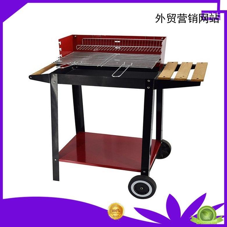 smoker barrel Longzhao BBQ Brand disposable bbq grill near me