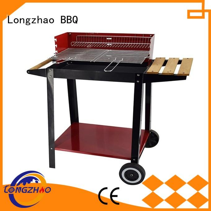 Longzhao BBQ barbecue grill for camping ball for outdoor bbq