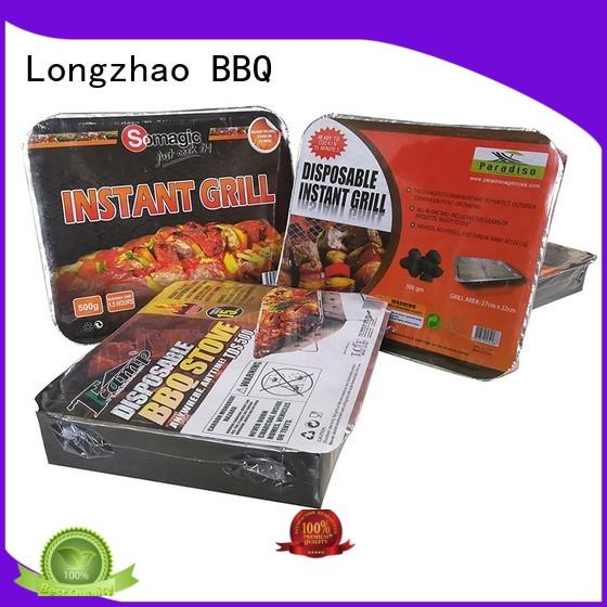 table low price patio best charcoal grill shape Longzhao BBQ Brand