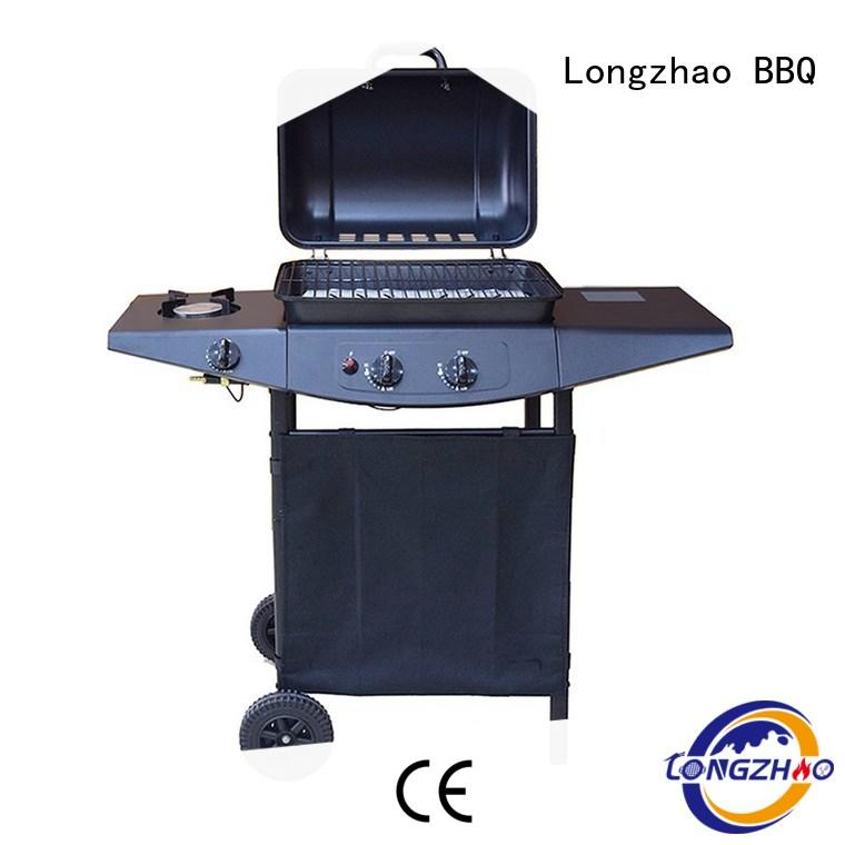 easy moving bbq natural gas grill fast delivery for cooking