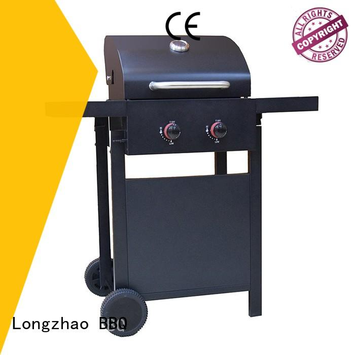 gas barbecue grills free shipping for garden grilling Longzhao BBQ