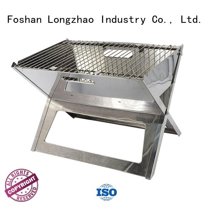 Longzhao BBQ Brand wholesale large best charcoal grill manufacture