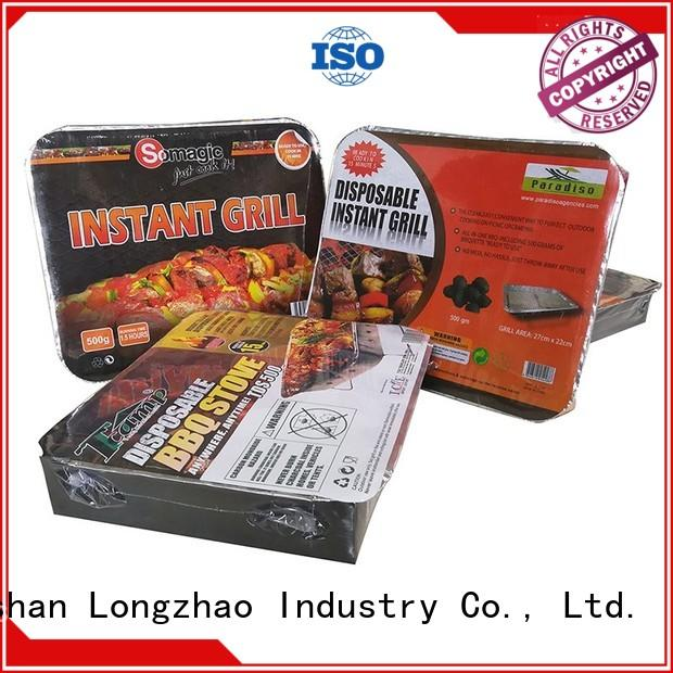 Longzhao BBQ burning best bbq grill barrel for outdoor cooking