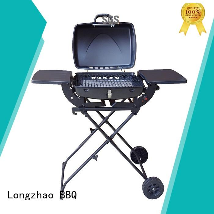 Longzhao BBQ classic gas bbq grill for sale plancha for garden grilling