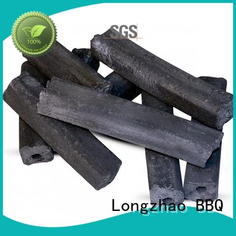 Low Ash  Square Barbecue Sawdust Charcoal Briquettes
