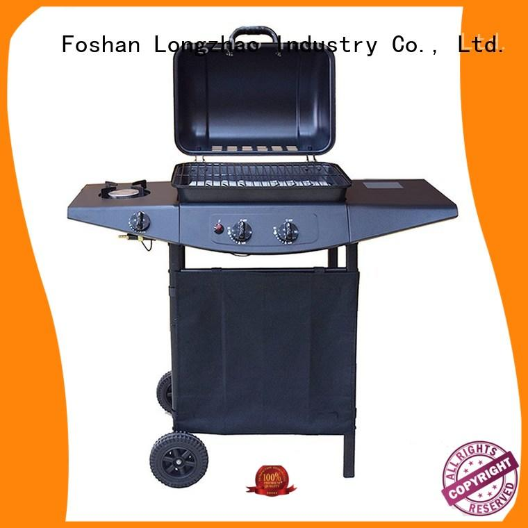 outdoor cast iron bbq grill fast delivery for garden grilling
