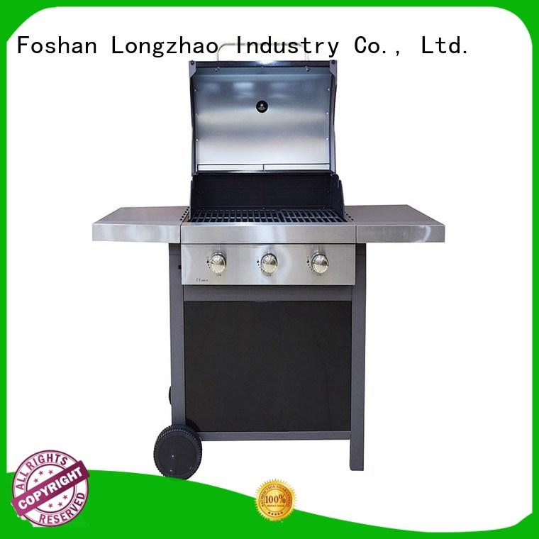 stainless steel gas grill side burner free shipping for cooking