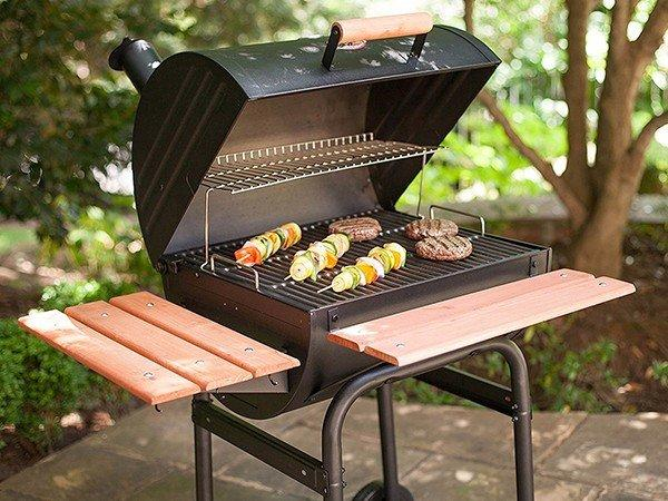 unique charcoal kettle grill bulk supply for outdoor cooking-3