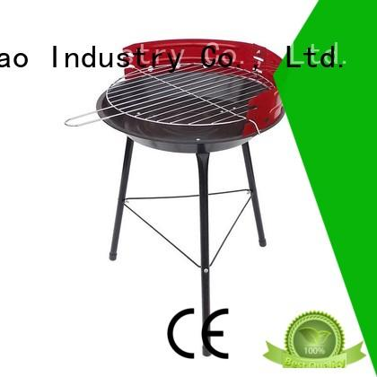 bowl shape charcoal Longzhao BBQ Brand best charcoal grill