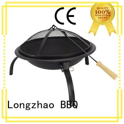 Longzhao BBQ Brand table foldable best charcoal grill instant factory