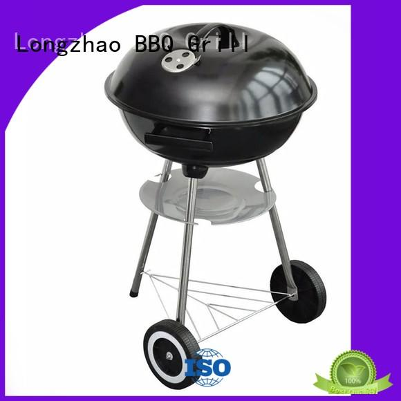 small charcoal grill bulk supply for outdoor cooking Longzhao BBQ