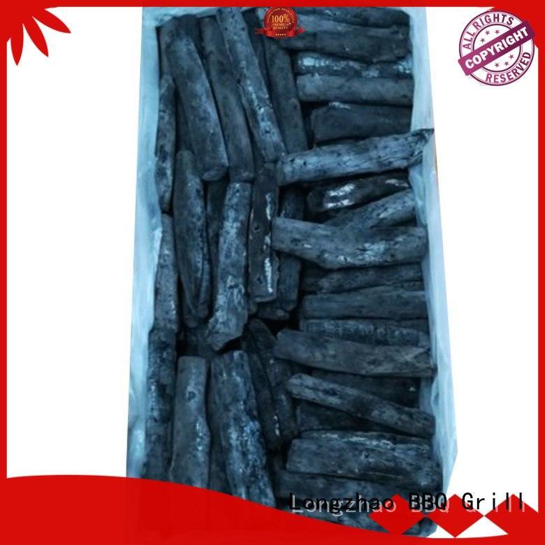 premium charcoal bbq briquett for grilling Longzhao BBQ