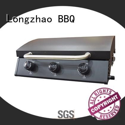 best gas bbq trolley for cooking Longzhao BBQ