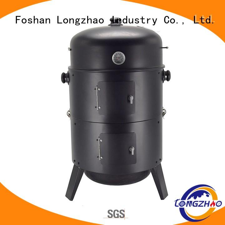 Longzhao BBQ burning b&q outdoor fire pit heating for outdoor bbq