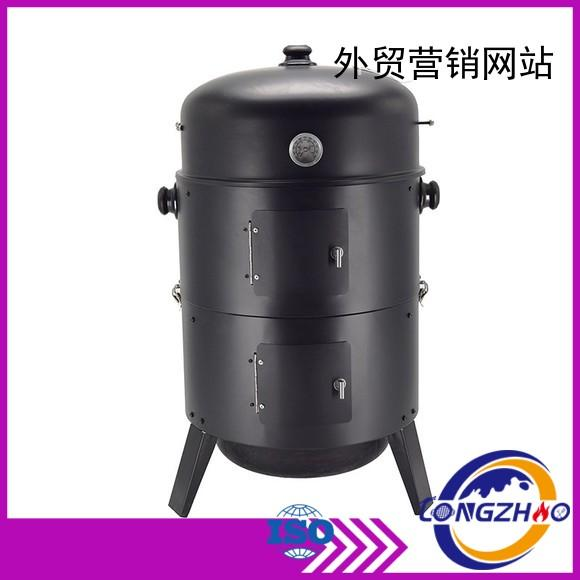 Longzhao BBQ Brand heating best charcoal grill bbq factory
