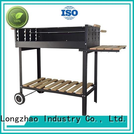 Longzhao BBQ unique best charcoal grill high quality for barbecue