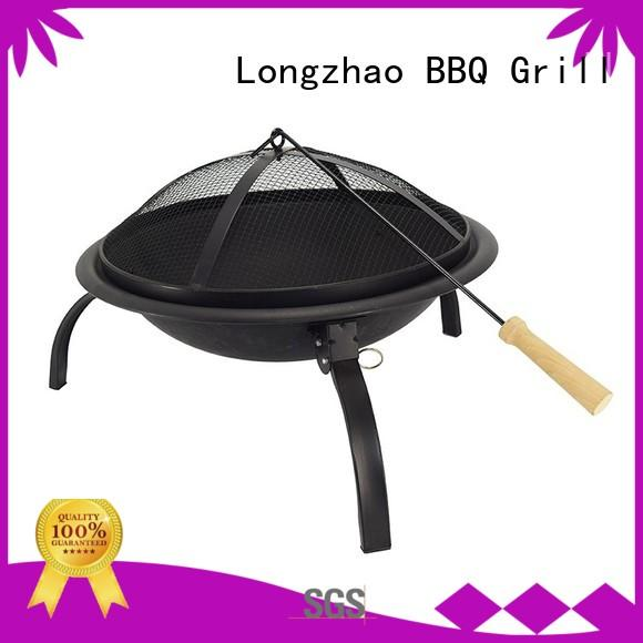 Longzhao BBQ cheap charcoal grill bulk supply for outdoor cooking