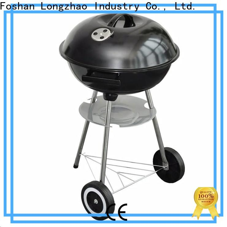 Longzhao BBQ large small charcoal grill high quality for barbecue