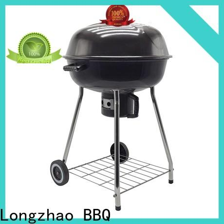 Longzhao BBQ stainless charcoal grills bulk supply for camping