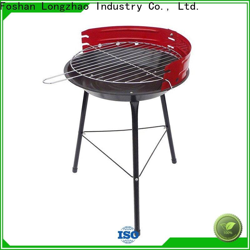 Longzhao BBQ coal bbq grill factory direct supply for outdoor bbq