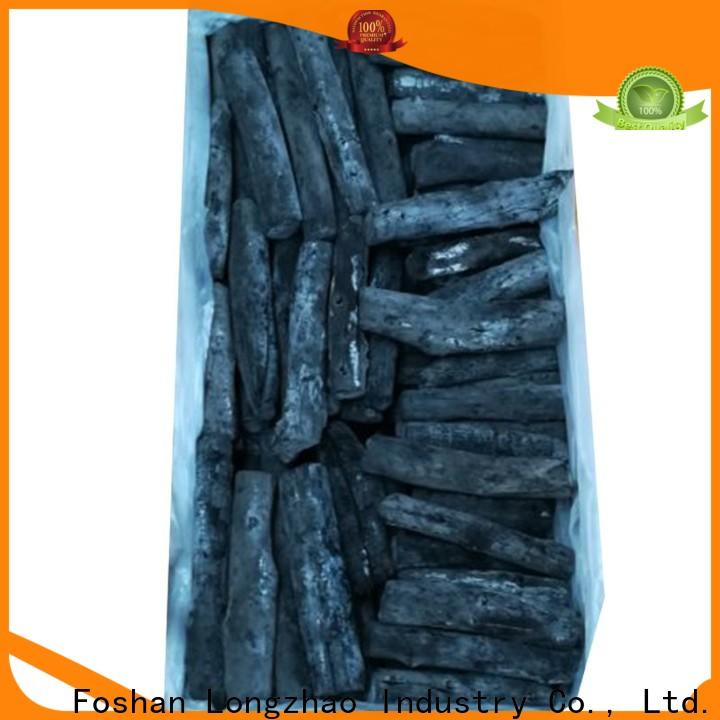 Longzhao BBQ barbecue charcoal popular for meat grilling