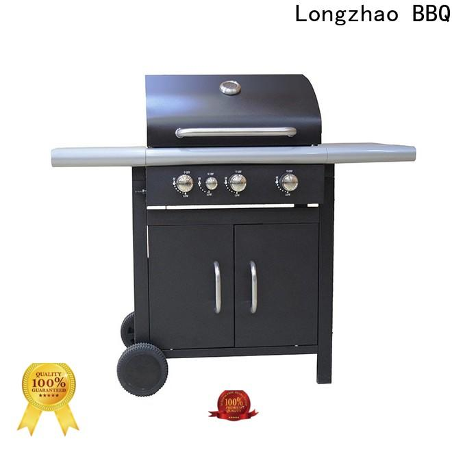 stainless steel cheap gas bbq free shipping for garden grilling