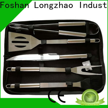 Longzhao BBQ easily cleaned grilling equipment custom for gas grill
