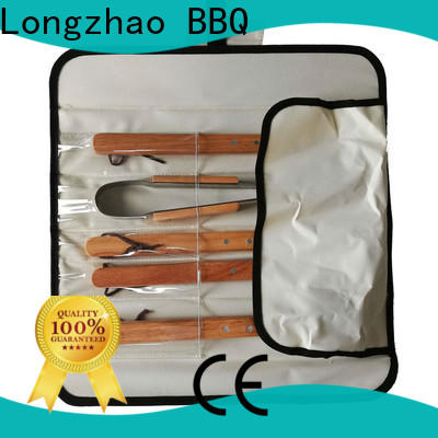 folding bbq grill tool set hot-sale