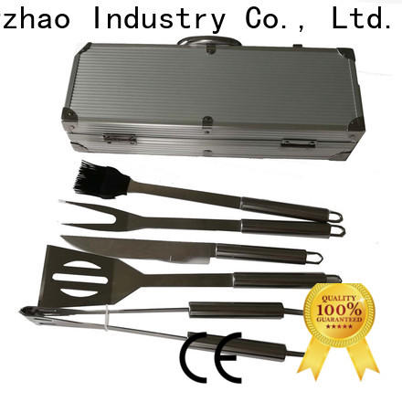 Longzhao BBQ heat resistance barbecue accessories hot-sale for barbecue