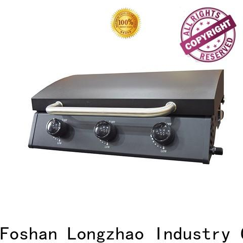 Longzhao BBQ bbq gas grill fast delivery for camping