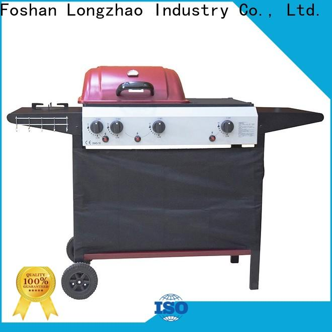 Longzhao BBQ best gas bbq easy-operation for garden grilling