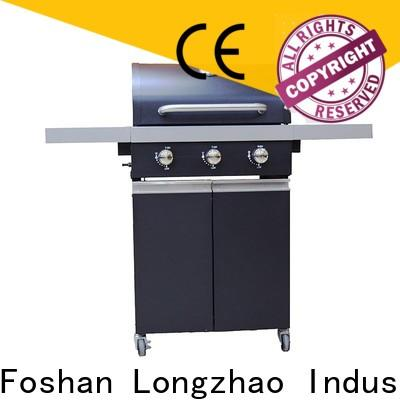 Longzhao BBQ natural gas bbq grill quality assurance for cooking