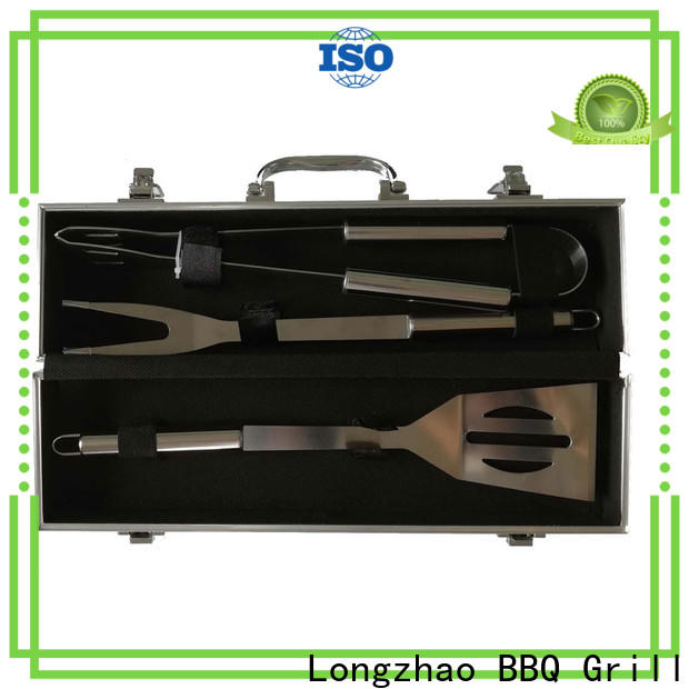 Longzhao BBQ grill kits hot-sale for gatherings
