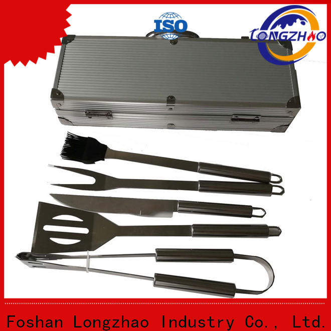 grill utensil set vendor for outdoor camping