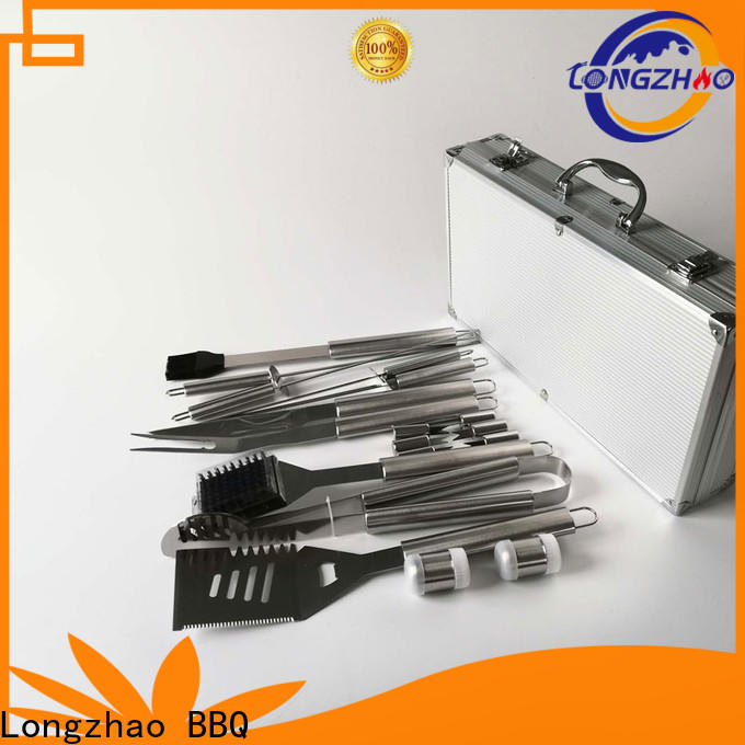 Longzhao BBQ grill kits vendor for charcoal grill
