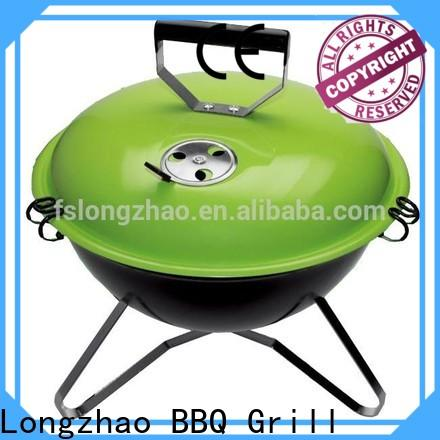 Longzhao BBQ big apple grill manufacturing for heating