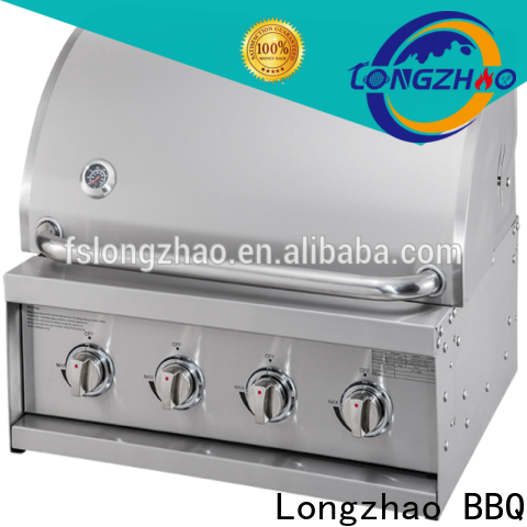 Longzhao BBQ built in gas grill company for grilling